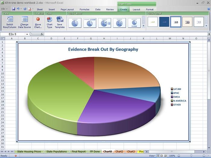 Excel 2007 программу для 7