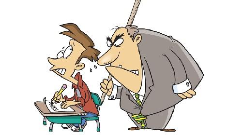 Оценка курсовой работы преподавателем