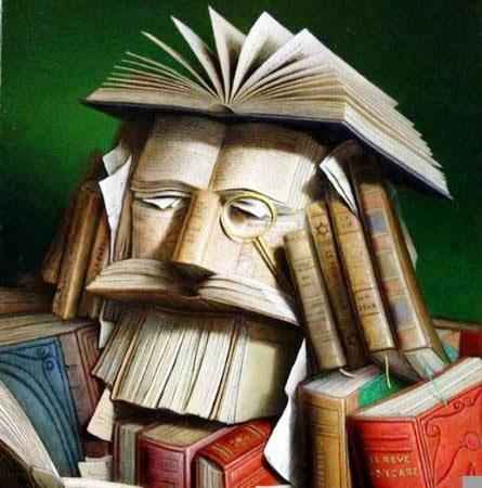 Чтение книг это и удовольствие и польза