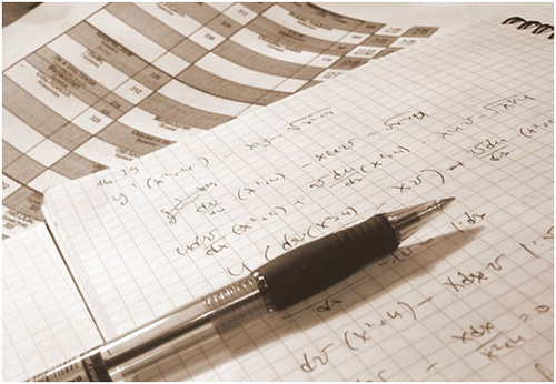 Математика. 1